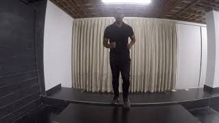 Vicky Freestyle Workout: Moving Kneeup