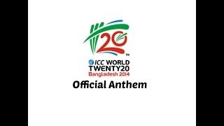 Official Anthem Bangladesh ICC T20 Cricket World Cup 2014  Arnab Chakraborty New Songs 2014