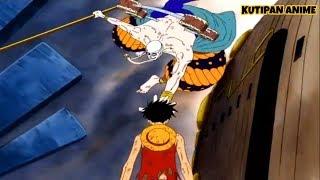 Terkejutnya Enel saat serangan petirnya tak mempan terhadap Luffy!!!!, Sub indo (One piece)
