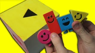 Mister Maker Shapes! LEARNING COLORS!!! And SHAPES!!