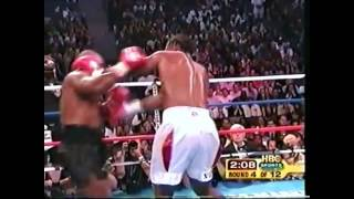 Lennox Lewis and Mike Tyson Full Match Highlight and Knockout