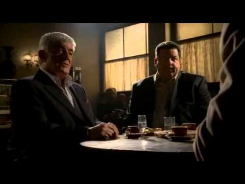 The Sopranos - Tony and Phil sit down gone bad