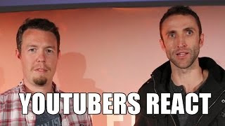 Battlefield 1 Trailer - Youtubers React