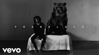 6LACK ft. BANKS - In Between (Official Audio)