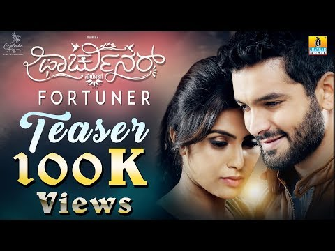 Xxx Mp4 Fortuner Teaser Kannada Movie 2018 Diganth Sonu Gowda Golecha Films International 3gp Sex