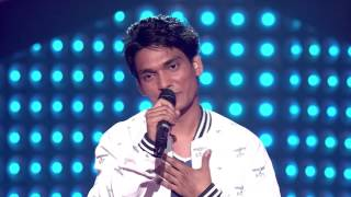 The Voice India - Gopal Dass Performance in Blind Auditions