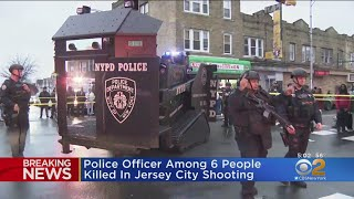 6 People Killed In Jersey City Shootout