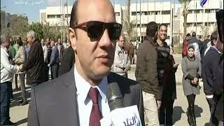مؤتمر اللجنة الاولمبية المصرية لتأيييد ترشح الرئيس السيسي للانتخابات الرئاسية | صدى الرياضة