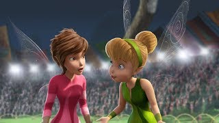 Tinker Bell The Pixie Hollow Games 2011 Animation movies for kids