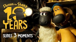 Shaun the Sheep 10th Anniversary - Series 3 Moments