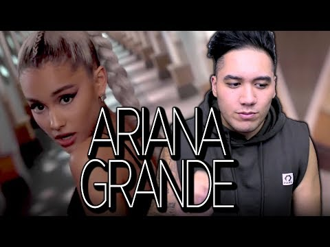 Ariana Grande - No Tears Left To Cry REACTION!!!