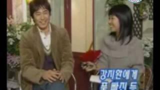 Kang Ji Hwan - The Making Of Crown Bakery CF (2005)