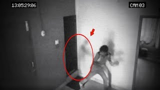 5 Scariest Things Caught On CCTV Camera...