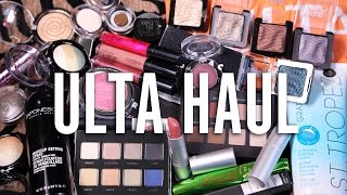ULTA HAUL | Drugstore + Luxury
