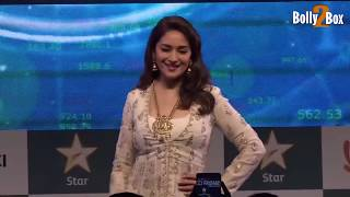 Madhuri Dixit At FICCI FRAMES 2017 In Stunning White & Gold Attire | Bolly2Box
