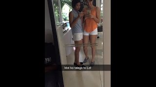 Mika Reyes and Ara Galang - Partners Forever