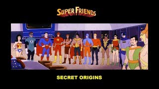 Origens Secretas dos Super Amigos