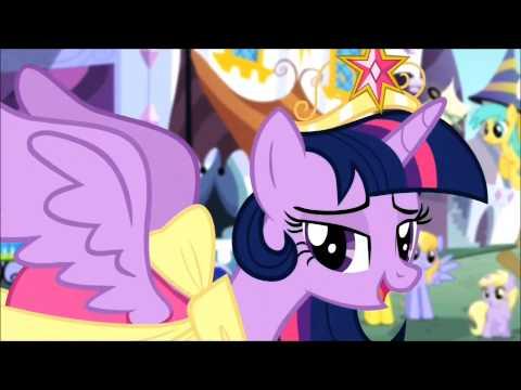 My litle pony let it go Twilight Sparkle [HD]