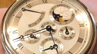 Meeting in public IS NOT SAFE when selling or buying a watch! The case of the stolen Breguet!