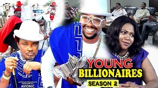 Young Billionaires Season 2 - Zubby Michaels 2017 Latest Nigerian Nollywood Movie   African Movies