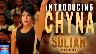 Sultan Teaser Parody 2 | Introducing Aarfa | Chyna | Salman Khan | Anushka Sharma