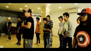 Unity Funk Workshop | By Popping CC | I Am Hip Hop Crew India
