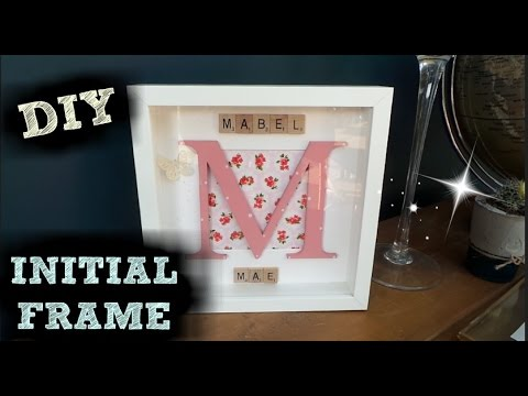 Xxx Mp4 DIY INITIAL FRAME KIDS BEDROOM HACKS HOMEMADE GIFT IDEAS 3gp Sex
