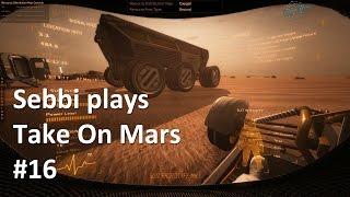 Take On Mars - #16 - Manned Mars Mission