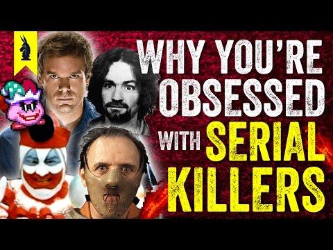 Why Do We ❤️ SERIAL KILLERS!? – 8-Bit Philosophy