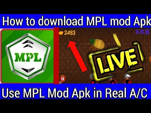 Xxx Mp4 How To Download MPL Mod Apk Live How To Use Mpl Mod Apk In Real Account 3gp Sex