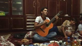 Toyly Durdyyew turkmen gitara  - Jan ejem dalmi (2017)
