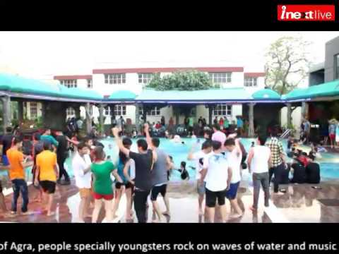 Xxx Mp4 Youngsters Rock At Hot Pool Party In Agra 3gp Sex