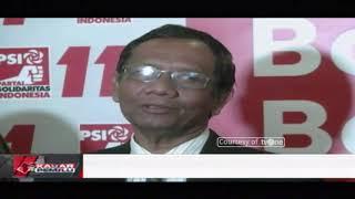 Mahfud MD Tolak Jadi Ketua Tim Sukses Jokowi-Ma'ruf