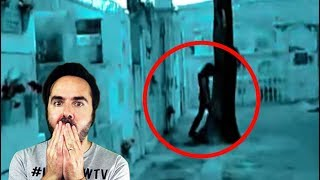 10 STRANGER THINGS & Creepy CREATURES Caught On Tape!