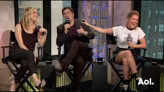 Jason Biggs, Ashley Tisdale & Jenny Mollen On