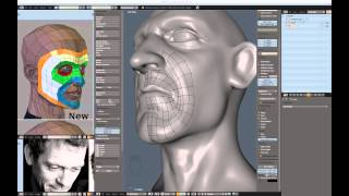 Creating a Realistic Head in Blender - part 01