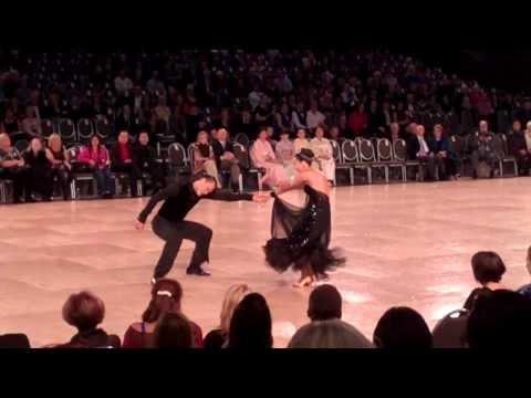 Marat and Alina - Pro Standard Quickstep Show Dance - OSB 2013