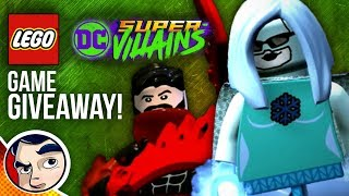 I Made Characters in LEGO DC Super-Villains YOU CAN PICK