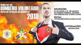 Vinheta CFBV 2018