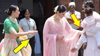 Saif Ali Khan Gets Angry On Kareena Kapoor Khan At Sonam Kapoor
