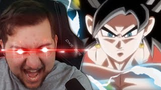SUPER SAIYAN 4 VEGITO?! SSJ4 VEGITO VS KANBA!! | Kaggy Reacts to Super Dragon Ball Heroes Episode 5