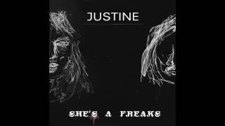 Justine  - She's a Freaks (Egyptian Lover Remix)
