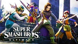 Super Smash Bros. Ultimate - Dragon Quest Reveal Trailer   E3 2019
