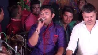 Maniyaro Te Halu Halu by Shyam Ghediya at VNF Launch Ceremony