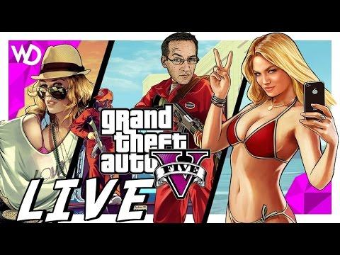 Grand Theft Auto V Chaos und Zerstörung