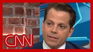 Scaramucci: If Trump continues, he'd lose my support