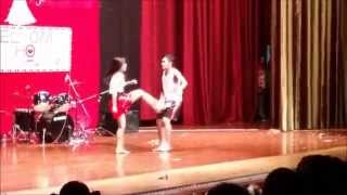 TASA Welcome show 2014