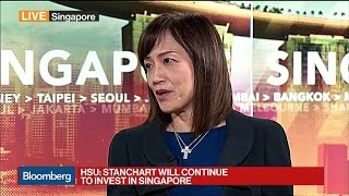 Standard Chartered Says Singapore Is a Core Market