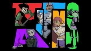 Teen Titans Theme song Japanese
