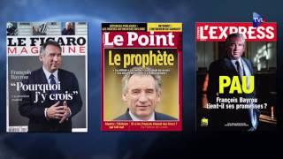 Extrait du JT de TV libertés - Macron vs Bayrou